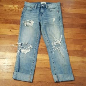 Madewell Boyfriend Jeans Size 24
